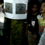 Children's protest Jallikattu at Chennai Marina Beach 200117