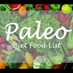 Paleo Diet Food List You Would Ever Need - பேலியோ உணவு பட்டியல்